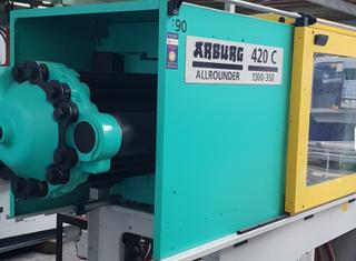 Arburg 420C-1300-350 P00420125