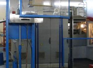 BORN Pallet binder Umreifungsmaschine