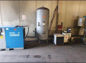 Sprężarka powietrza / Zbiornik ciśnieniowy Mark Compressors MSB 15/10