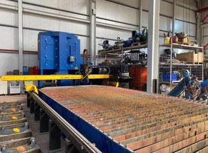 Ajan 12000 mm x 3000 mm Schneidemaschine - Plasma / gas