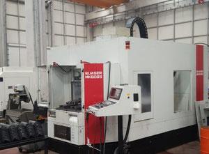 Quaser MK60IIS Bearbeitungszentrum Vertikal