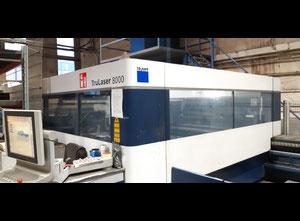 Trumpf TruLaser 8000 laser cutting machine