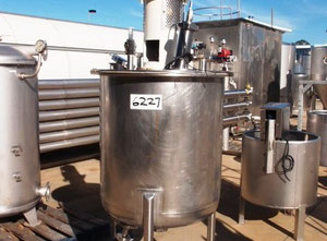 Mélangeur liquide Stainless Steel Mixing tank