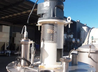 Stainless Steel Mixing tank P00423036