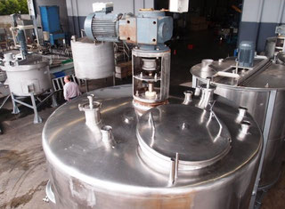 Stainless Steel Mixing Tank P00423038