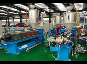 POWER CABLE EXTRUSION LINE SJ90+45 Extrusionsanlage