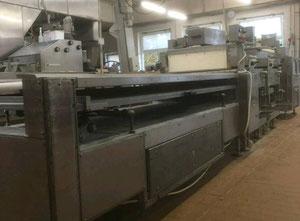 KEMPER Quadro Brot- oder Brötchen Komplette Produktionslinie