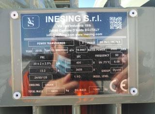 Inesing Srl ITRON0025020004 P00424018