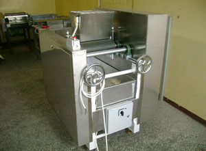 Máquina de producción de chocolate Nagema -