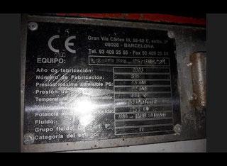 Ergos-Moiman ERGOS-125 P00425005