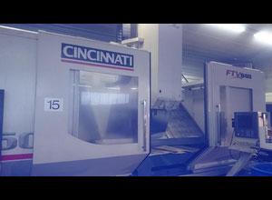 Centro di lavoro verticale Cincinnati FTV 840