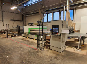 Used Biesse ROVER B FT 2231 Wood CNC machining centre