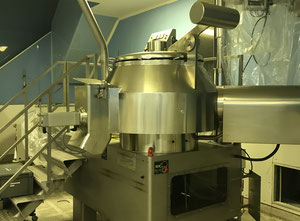 Used Aeromatic PMA 600 Pharmaceutical granulator
