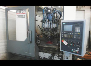 CHIRON FZ 22 S Machining center - vertical