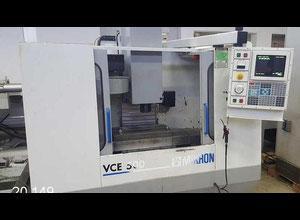 Centro de mecanizado vertical Mikron - Haas VCE 500