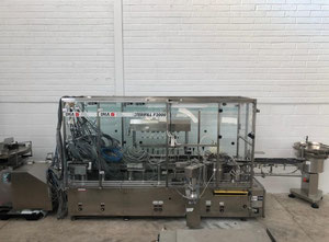 Used IMA F2000 Vial / ampoules filler