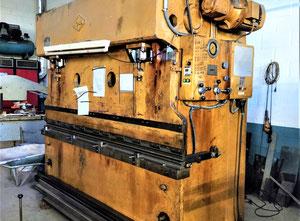 Cisaille guillotine hydraulique Arrieta A-H-10