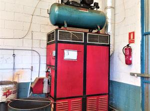 Forno industriale Lasian L-125
