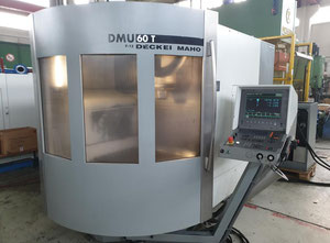 DMG DMU 60T high speed machining center