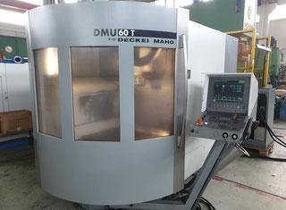 DMG DMU 60T P00428009