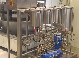 Batan mezclador VOMATEC -