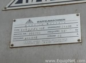 Máquinas para caramelos Haas EWB 2.2 / 4 IGF