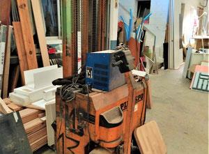 LOTE-15: Máquinas elevación, transporte, útiles de carga y embalaje