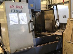 Obráběcí centrum - horizontální Leadwell MCV-760CR