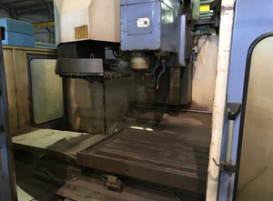Leadwell MCV-1300P cnc vertical milling machine