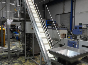 Pymar ITZT-10 Multihead weigher