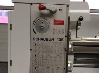 Schaublin 135 P00428112