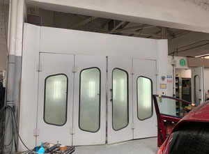 Grupo Ballero ASTRA ECLIPSE Spray booth