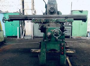 universal freze makinesi FWA 41
