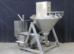 Glass /SPX Waukesha Cherry-Burrell SMG 1000 Puffer/ Waukesha 064 & 134 Pumpe