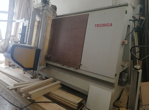 Centro de mecanizado cnc Tecnica Victoria