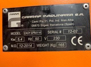 Gama Easy spray hydraulic P00430057
