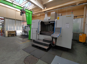 Mikron VCE 1600 Pro Machining center - vertical