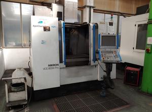 Centro de mecanizado vertical Mikron VCE 800W Pro