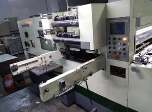 Yuyin TYM 1020 automatic foil stamping and die-cutting machine