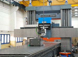 Waldrich Sigen PF-100 cnc horizontal milling machine