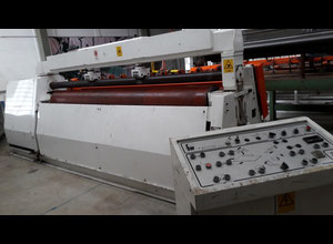 Used Faccin 3000 x 2 mm Plate rolling machine