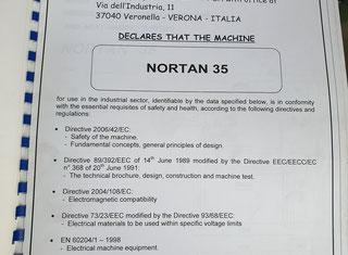 Nortan 35 P00501032