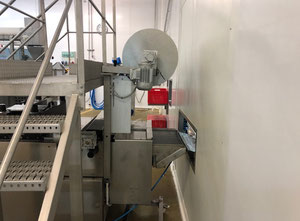 Tetra Laval Food Tiromat 3000 Thermoforming - Form, Fill and Seal Line