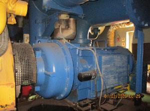 Aerzen WM-140 Geschmierter schraubenkompressor