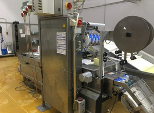 Multivac R140 Cheese production, wrapping and portioning machine