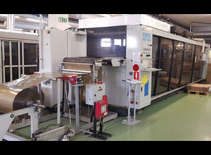 Kiefel KMD 75 BFS Thermoforming - Automatic Roll-Fed Machine