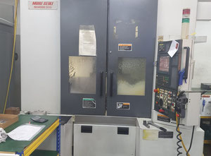 Mori Seiki NV4000 DCG cnc vertical milling machine