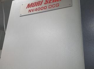 Mori Seiki NV4000 DCG P00505009