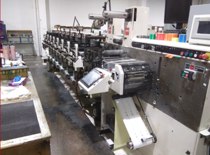 Nilpeter FA2500 Label printing machine