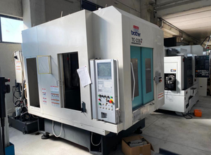 Used Brother TC 32 BN QT Machining center - vertical